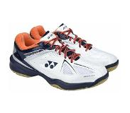 Yonex Power Cushion 35 Badminton Schoenen - Heren - Wit / Oranje - 41