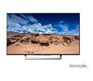 "Sony KD49XD8305 49"" 4K Ultra HD Smart TV Wi-Fi Zwart, Zilver LED TV"