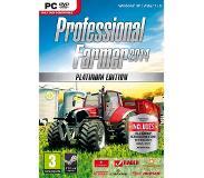 Simulaatio-Virtuaalipeli: MSL - Professional Farmer 2014 - Platinum Edition (PC)
