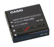 Casio NP-40 Li-Ion Battery