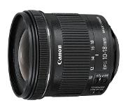 Canon EF-S 10-18mm f/4.5-5.6 IS STM + EW-73C + Lens Cloth