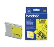 Brother LC-1000Y, Yellow Ink Cartridge