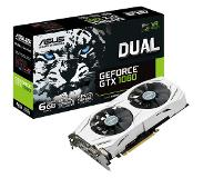 Asus GeForce Dual GTX 1060 6G