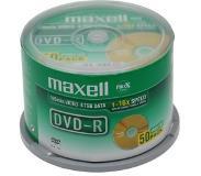 Maxell EKOVRG475016SHR tyhjä DVD-levy