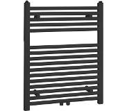 Best design Radiator Antraciet Zero recht model 77x66cm Antraciet