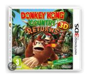 Games Nintendo - Donkey Kong: Country Returns 3D (Nintendo 3DS)