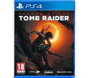 Square Enix Shadow of the Tomb Raider NL/FR PS4
