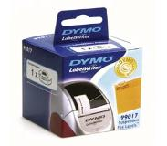 Dymo LabelWriter Labels Suspension File Zwart, Wit 220stuk(s) etiket