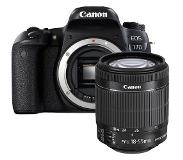Canon EOS 77D + 18-55mm iS STM
