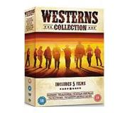 Warner Western Collection - Pale Rider / The Searchers / Outlaw Josey Wales / The Wild Bunch / Pat Garrett Ja Billy The Kid (DVD)