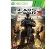 Games Microsoft - Gears of War 3, Xbox 360, PAL, DVD, DAN, DUT, FIN, NOR, SLV