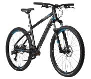 B'twin MTB Rockrider 520 zwart - XL