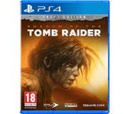 Square Enix Shadow of the Tomb Raider Croft Edition NL/FR PS4
