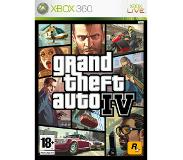 Avontuur Take Two - Grand Theft Auto IV (Xbox 360)