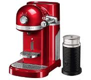 KitchenAid Nespresso 5KES0504ECA/3 Appelrood