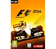 Games Ajopeli - F1 2014  (PC)