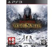 Actie & Avontuur Warner Bros.  Interactive - Lord of the Rings: War In The North (PlayStation 3)