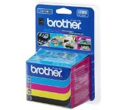 Brother LC-900 Value-pack for DCP-110C/115C/120C/310CN/315CN/340CW