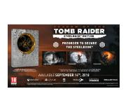 Square Enix Shadow of the Tomb Raider Steelbook Edition NL/FR PS4