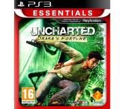 Actie & Avontuur Sony Playstation - Uncharted: Drake's Fortune - Essentials Editions (PlayStation 3)