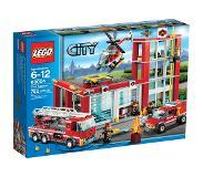 LEGO City paloasema - 60004
