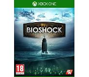 Games 2K - Bioshock: The Collection, Xbox One Perus+DLC Xbox One videopeli