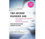 book The Second Machine Age - Work, Progress, and Prosperity in a Time of Brilliant Technologies