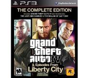 Strategie & Management Take Two - Grand Theft Auto IV (PlayStation 3)