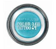 Maybelline Eye Studio Color Tattoo oogschaduw - 20 Turquoise Forever Blauw
