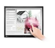 "LG 19MB15T 19"" 1280 x 1024Pixels Multi-touch Tafelblad Zwart touch screen-monitor"