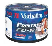 CD-R 80MIN Datalife PLUS Printable