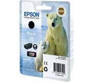 Epson Singlepack Black 26 Claria Premium Ink