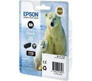 Epson Singlepack Photo Black 26XL Claria Premium Ink