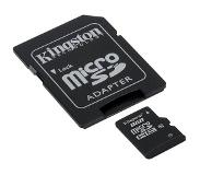 Kingston Technology 8GB microSDHC Class 10 Flash Card