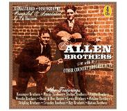 Cd The Allen Brother - The Allen Brothers W. Other Brother