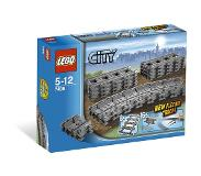 LEGO City flexibele rails 7499