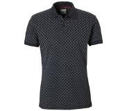 Esprit regular fit polo Donkerblauw XL
