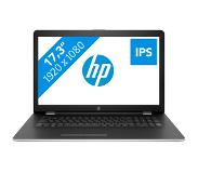 "HP 17-bs135nd 1.6GHz i5-8250U 17.3"" 1920 x 1080Pixels Zwart, Zilver Notebook"