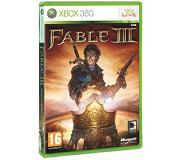 Games Microsoft - Fable III Xbox 360, PAL, DVD