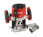 Einhell TC-RO 1155 E 11000 - 30000RPM 1100W Zwart, Rood power router