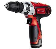 Einhell TC-CD 12 Li Boormachine met pistoolgreep Lithium-Ion (Li-Ion) 1.3Ah 1100g