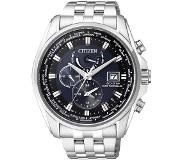 Citizen Horloges Ecodrive Citizen Radio Controlled AT9030-55L horloge Dual Time Eco-Drive