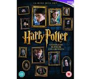 dvd Harry Potter: The Complete 8 Film Collection (DVD)