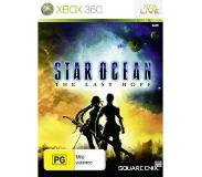 Seikkailu-Roolipeli (RPG): Square Enix - Star Ocean the Last Hope, Xbox 360