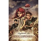 book 9789512355938 Kerjäläisprinsessa (Gigi ja Henry 1)