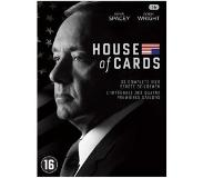 dvd House Of Cards - Seizoen 1 t/m 4 (USA)