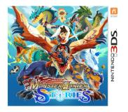 Games Nintendo - Monster Hunter Stories 3DS