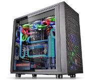 Thermaltake Core X31 TG Edition Midi-Toren Zwart computerbehuizing
