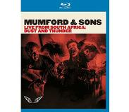 cd Mumford & Sons - Live In South Africa: Dust And Thunder | Blu-ray
