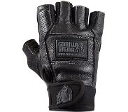 Gorilla wear Hardcore Gloves Black - M